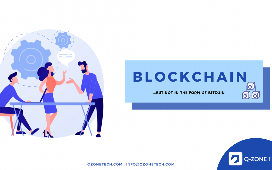 The Rise Of Blockchain Consulting