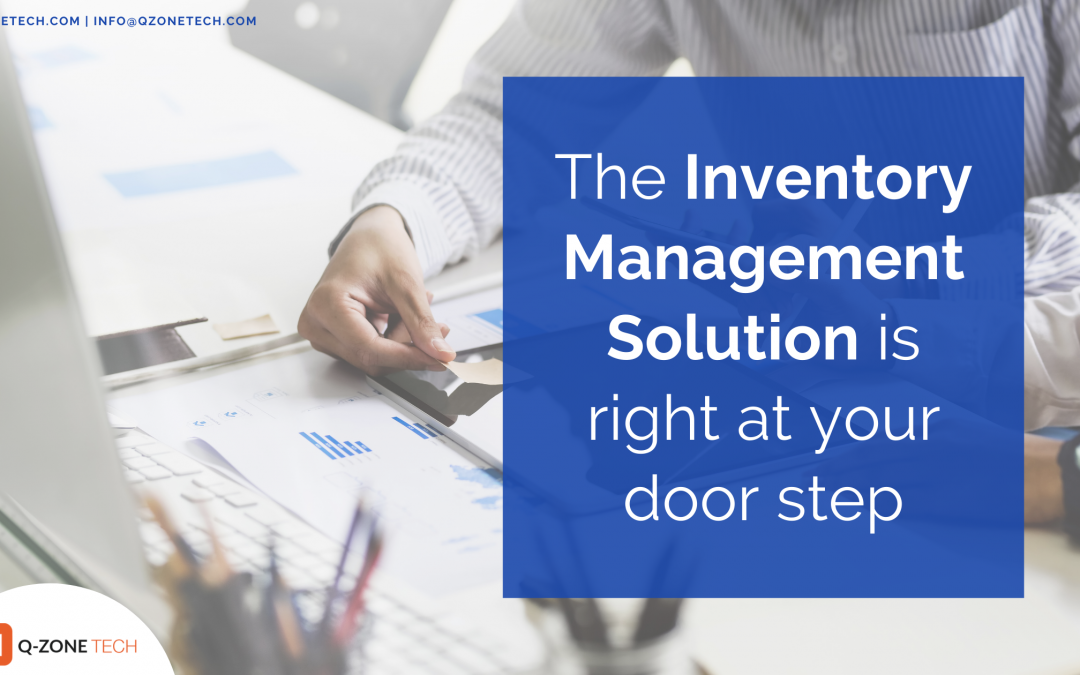 Unleashing More Potentials Through Customised Inventory Management