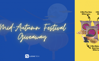 Mid-Autumn Festival Giveaway